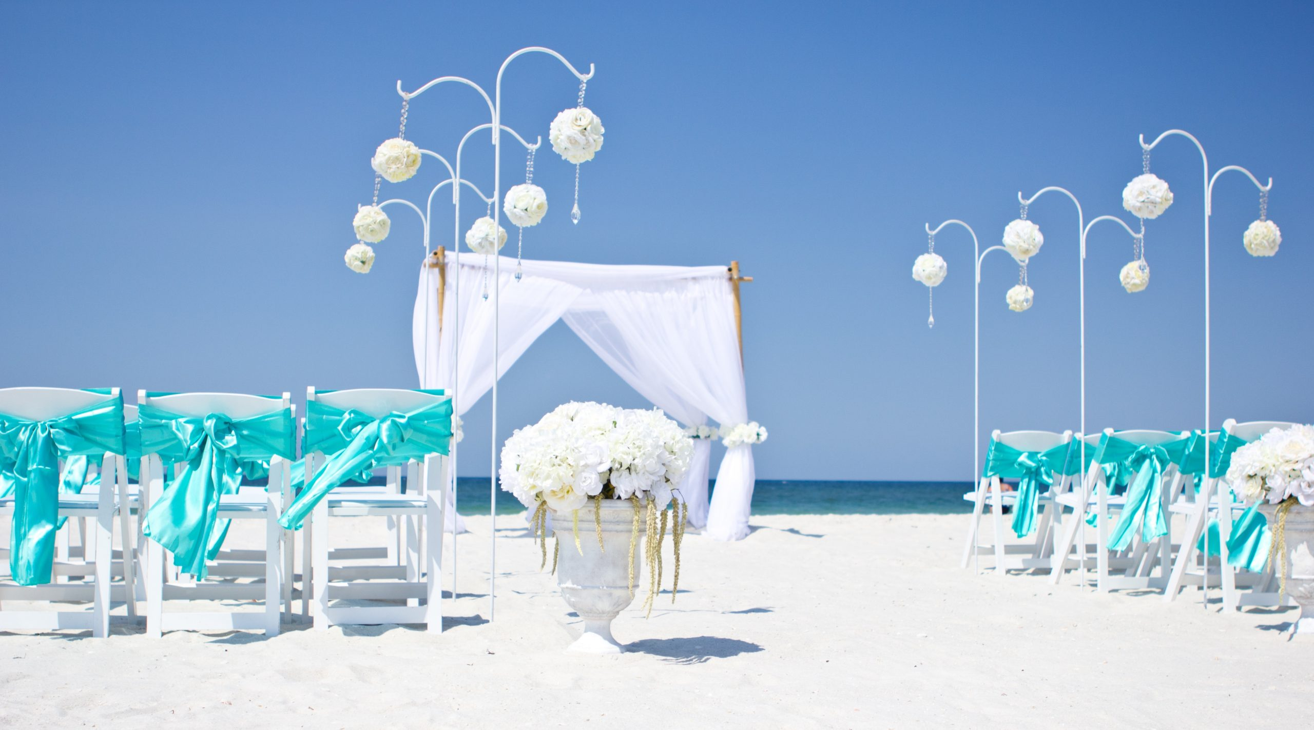 princess wedding destin florida